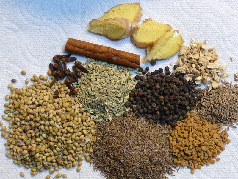 Ayurveda to Prevent Flu and Colds: Spices
