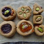 Roasted Garabanzo Cookies