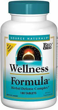 Source Naturals Wellness Formula for Colds