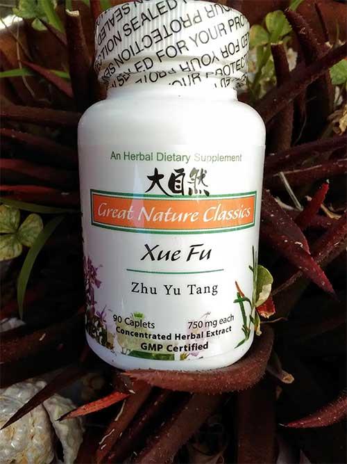 Chinese Herb Prescription Xue Fu Zhu Yu Tang for Insomnia and Sleep Disorders | Body Mind Wellness Center | San Diego, California